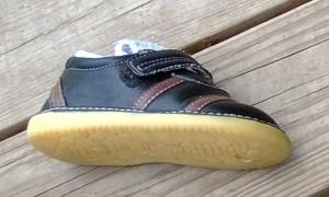Missing shoe
